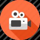 camera, digital, film, lens, photo, recording, video