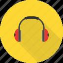 audio, ear, headphone, headphones, music, sound, studio