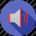 audio, controls, music, sound, speaker, voice, volume