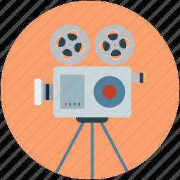 camera, camera device, film recorder, movie shoot, shoot, shooting icon