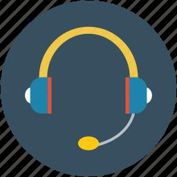 ear speakers, earbuds, earphones, headphone, headphone with mic icon