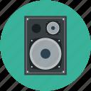 attention, loud, multimedia, music, speaker, woofer