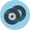 audio, cd, disc, dvd, music, record, vinyl icon