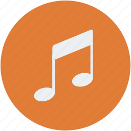 entertainment, multimedia, music, music player, music sign, music symbol icon