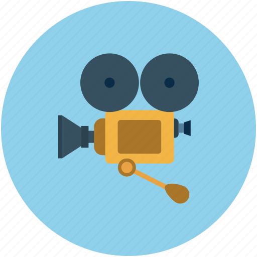 camera, camera device, film recorder, movie shoot, shoot, shooting icon