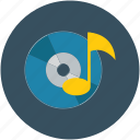 audio, entertainment, media, music, music note, notation, note, songs icon