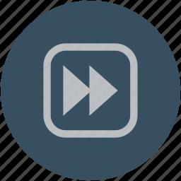 audio control, back button, media button, media control, music button, slow icon
