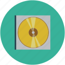 audio, cd, cd pack, disc, dvd, dvd pack, music, record, vinyl icon