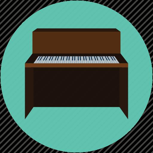 fortepiano, grand piano, instruments, multimedia, piano, piano keyboard, piano table, pianoforte icon