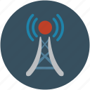 internet, network, radio signal, signals, tower signals, wifi, wireless icon
