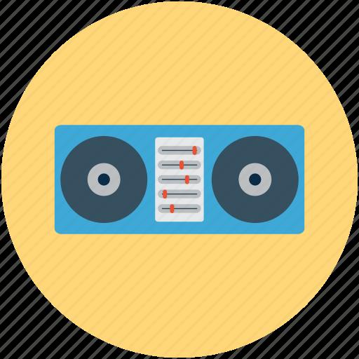 analog cassette, cassette, film, magnetic tape, movie, video cassette, videotape icon
