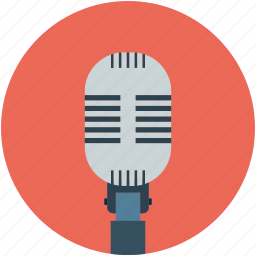 headphone, mic, microphone, mike, multimedia, sound, wireless microphone icon