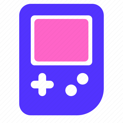 console, controller, game, gameboy icon