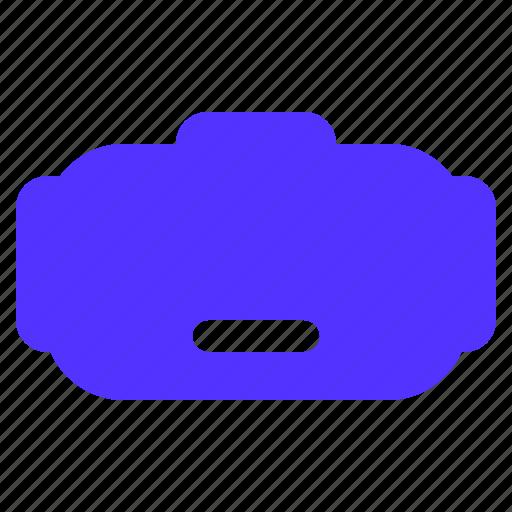 device, reality, virtual, vr icon