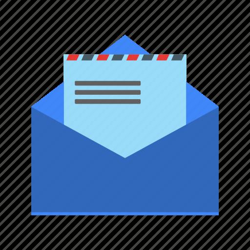 chat, communication, envelope, inbox, letter, message, text icon