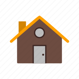 apartment, home, house, hut, office, property, villa icon