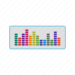 audio, multimedia, music, note, play, sound, sound beat icon