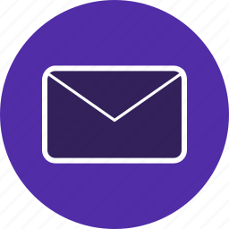 envelope, inbox, message, text icon