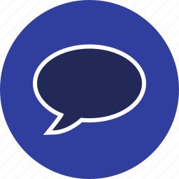 chat, conversation, message, sms, talk, text icon