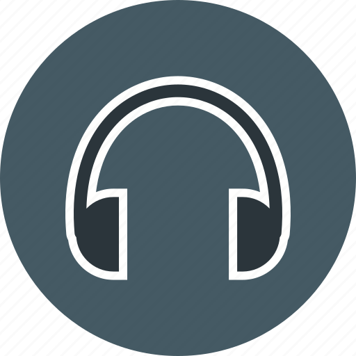 audio, head phone, headphone, headphones icon