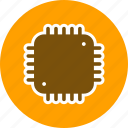 chip, computer, hardware, microchip, pc, processor icon