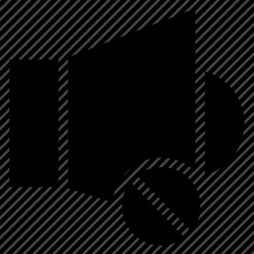 block, device, loud, music, sound, speaker, volume icon
