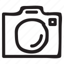 camera, device, digital, image, photography, recorder, snapchat icon
