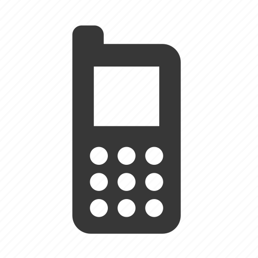 electronics, mobile phone, multimedia, raw, simple icon