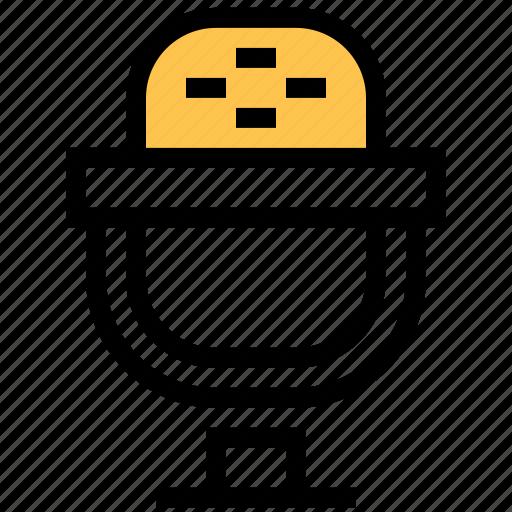 mic, microphone, record, recording, speaker icon