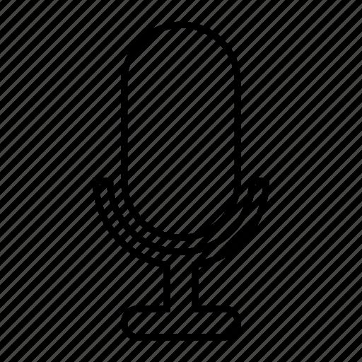 audio, microphone, record, speach, voice icon