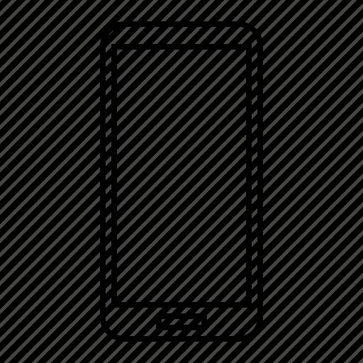 device, mobile, multimedia, smartphone icon