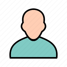 avatar, male, people, person icon