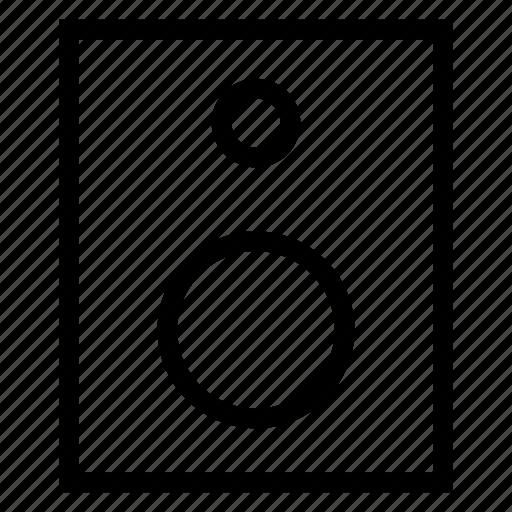 audio, broadcast, communication, device, loud, sound, speaker icon