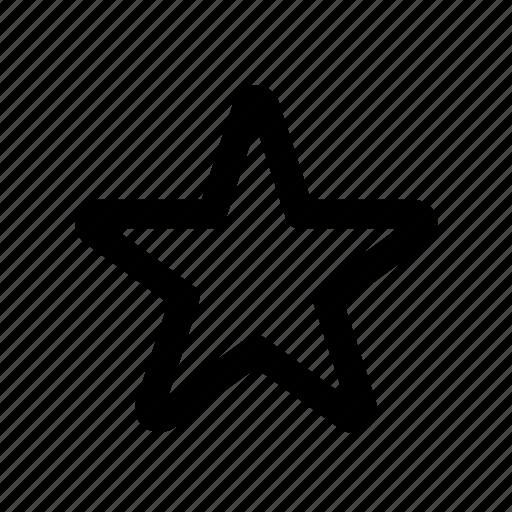 Favorite, star, bookmark, rating icon - Download on Iconfinder