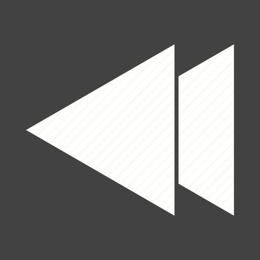 dvd, fast, music, rewind, rewind button, sign, sound icon