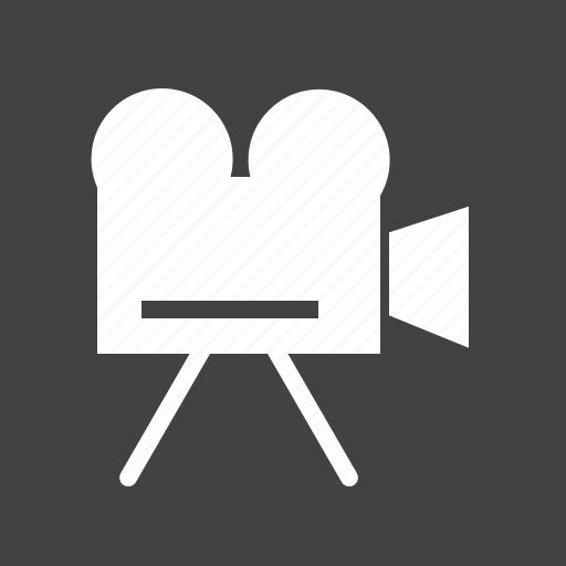 camera, digital, film, lens, photo, recording, video icon