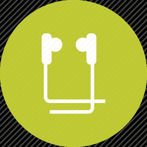 Audio, ear, earphone, earphones, headphones, music, sound icon - Download on Iconfinder