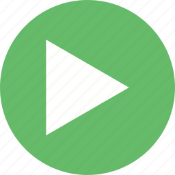 digital, media, play, play button, record, start, video icon