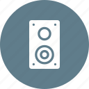 audio, equipment, music, sound, speaker, stereo, system icon