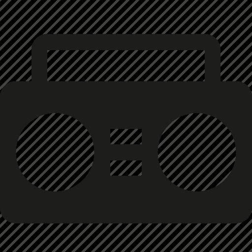 ghettoblaster icon