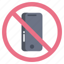 no, phones