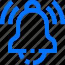 alert, bell, music, notification, sound