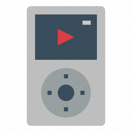 ipod, multimedia, music, technology icon