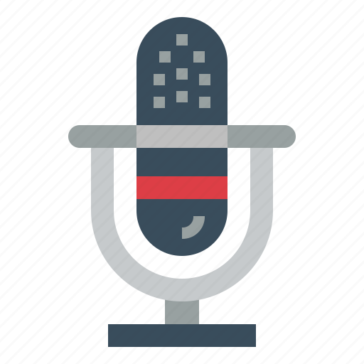 audio, microphone, technology, voice icon