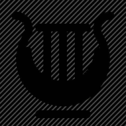 harp, instrument, music, rchestra icon