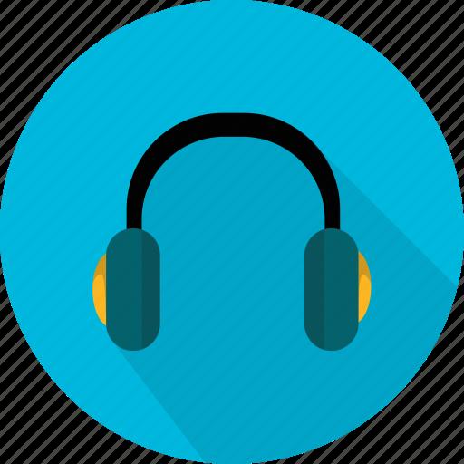 communication, headset, microphone, music icon