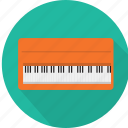 electronic, keyboard, music, musical, sound, synthesizer icon