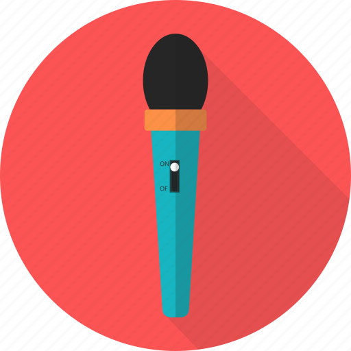 mic, microphone, music, radio, record, studio, voice icon