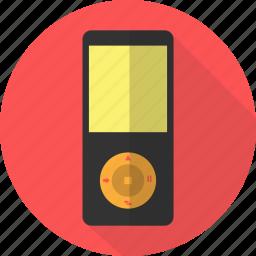 mp4, multimedia, music, video icon