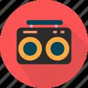 broadcast, fm, music, retro, tuner